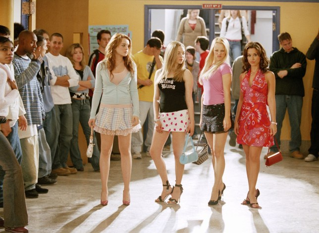 A still from the movie Mean Girls