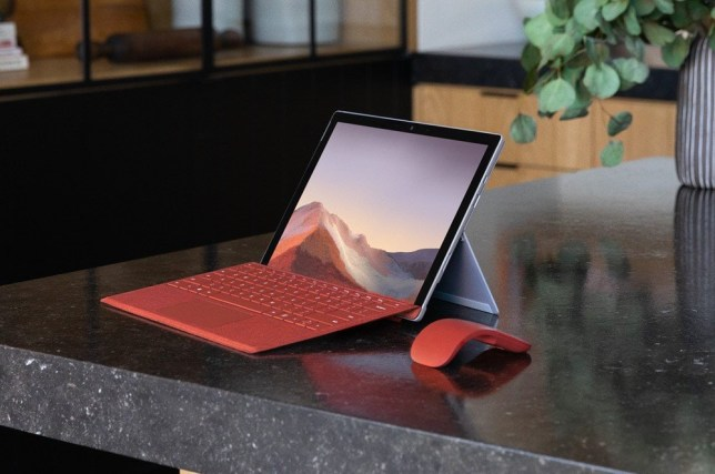 Microsoft announces dual-screen Surface Neo, coming next holiday Surface Pro 7 Picture: Microsoft