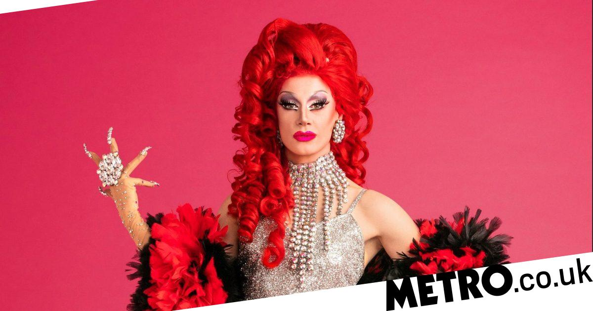 Divina De Campo eyeing turn on Strictly after RuPaul's Drag Race UK