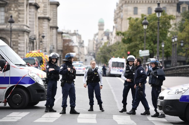 Five dead after police worker goes on rampage stabbing colleagues