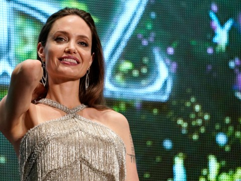 Angelina Jolie believes young girls can learn from the men in finding 'their own power'