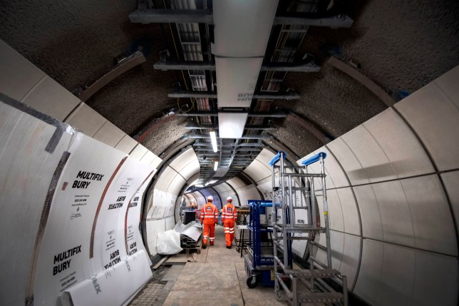 'Fifth Crossrail worker dies in their sleep in just six months'