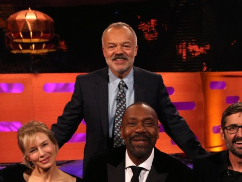 Graham Norton earns £1,857 every minute his BBC chat show is on air