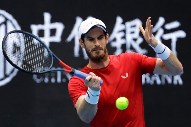 Andy Murray's China Open run ended by Dominic Thiem