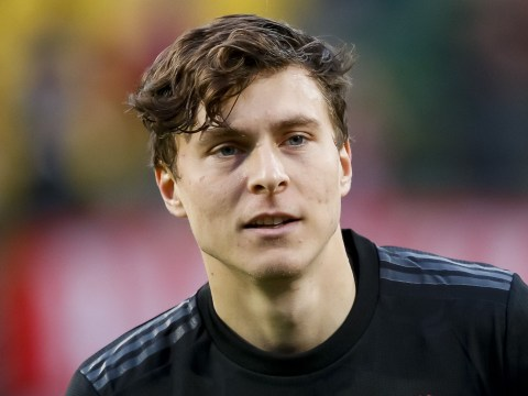 Victor Lindelof misses Manchester United's clash against Newcastle due to back injury