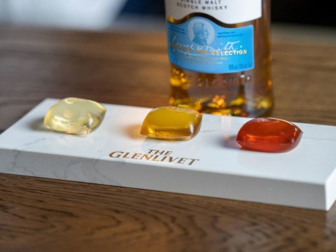 If you liked the Tide Pod challenge, you're going to love these whisky cocktail capsules