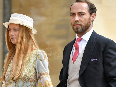 Kate Middleton's brother James gets engaged to French girlfriend