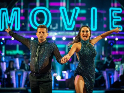 Strictly's Katya Jones fires back at fans who accused her of being drunk after fall