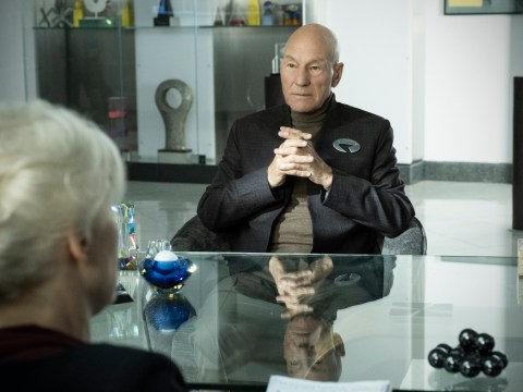 Sir Patrick Stewart had some conditions for Star Trek: Picard return: 'He took a massive leap of faith'