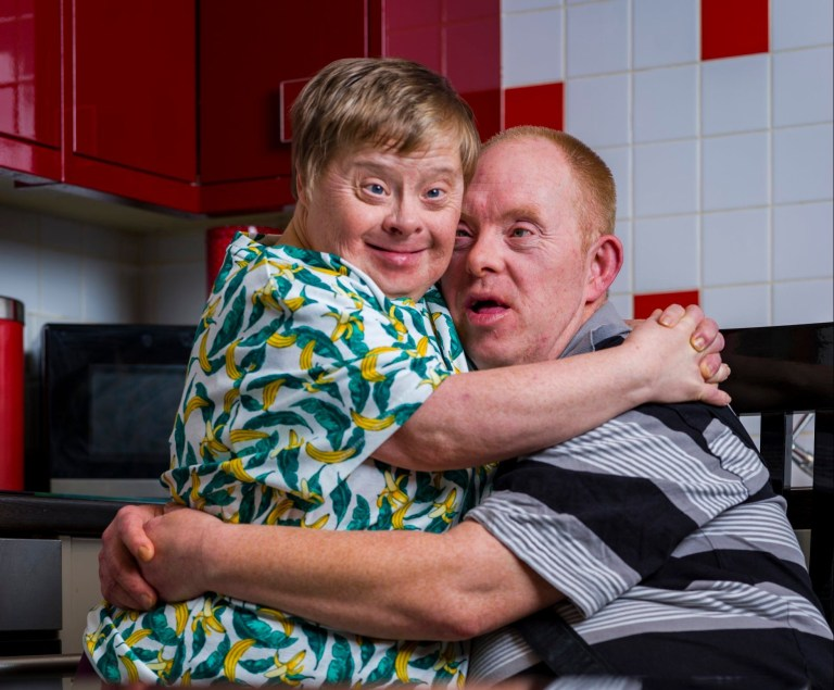 World's longest Down's syndrome marriage stronger than ever after 27 years