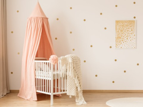 Draping a canopy over your baby's cot could be dangerous, paediatrician says