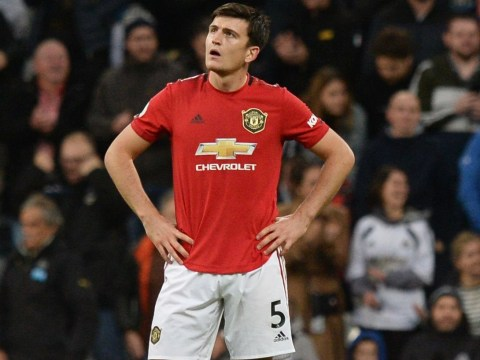 Harry Maguire stat sums up just how poor Manchester United were against Newcastle