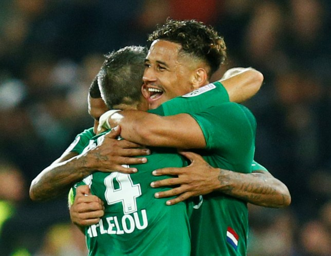 Arsenal have loaned William Saliba to Saint-Etienne until the end of the season
