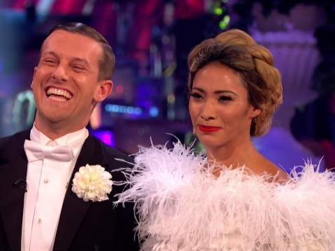 Strictly Come Dancing's Karen Hauer pens touching tribute to Chris Ramsey after semi-final elimination