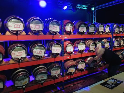 Oktoberfest event runs out of beer by 8pm