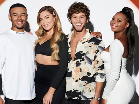 Love Islanders group recall the wild X Factor: Celebrity auditions you won't see and claim ITV2 bosses banned their singing from screen