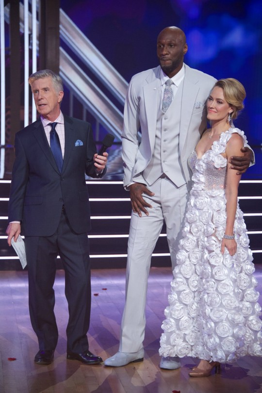 Lamar Odom eliminated from Dancing With The Stars after dance-off with Queer Eye's Karamo Brown