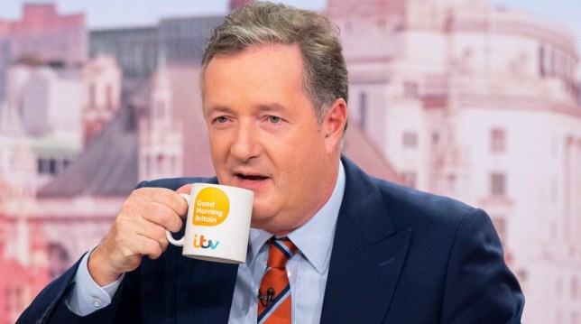 Piers Morgan taking break from GMB after petition to get him sacked