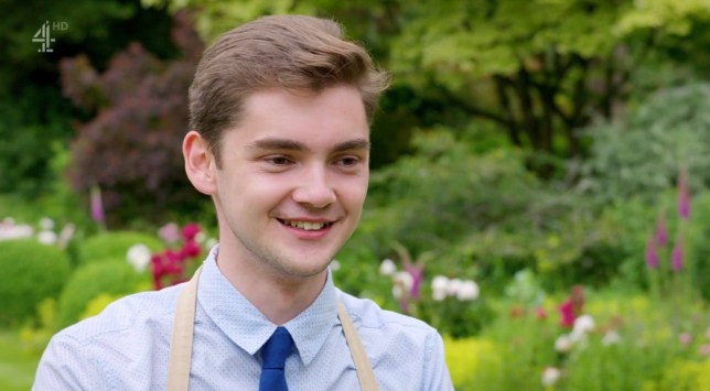 Henry Bird from Great British Bake Off
