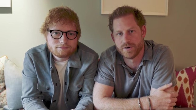 Ed Sheeran and Prince Harry chat about World Mental Health Day in a video posted on the Sussex Ropyal Instagram account. sussexroyal Verified It?s World Mental Health Day! Both Prince Harry and Ed Sheeran want to ensure that not just today but every day, you look after yourself, your friends and those around you. There?s no need to suffer in silence - share how you?re feeling, ask how someone is doing and listen for the answer. Be willing to ask for help when you need it and know that we are all in this together. #WMHD
