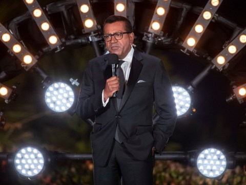 Martin Bashir brings Simon Cowell to tears with heartbreaking story and moving performance on X Factor: Celebrity