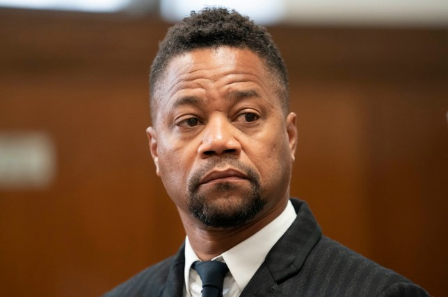 Cuba Gooding Jr charged with new crime amid sexual assault case