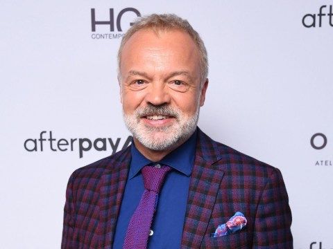 Graham Norton recalls being stabbed and its 'formative' effect on his life