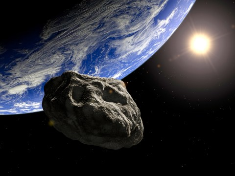 Nasa spots two asteroids which could be doomed to smash into Earth
