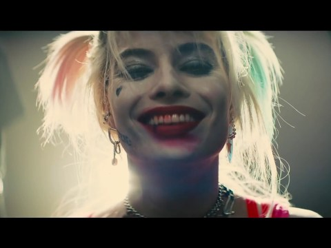 Margot Robbie's new Birds of Prey trailer teases nod to Batman and the Joker must be jealous somewhere