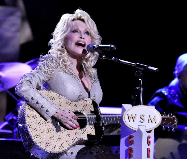 Dolly Parton recently bumped into the actual real life Jolene and we're shook