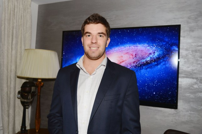 Billy McFarland attends Magnises and Emir Bahadir Host THE WHITE PARTY