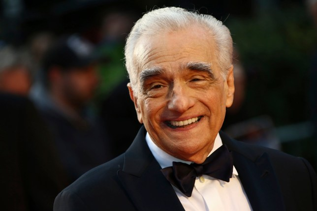 Image result for martin scorsese