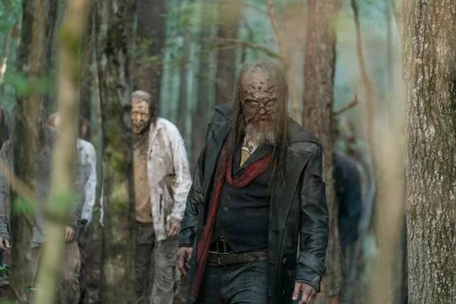 Ryan Hurst as Beta on The Walking Dead