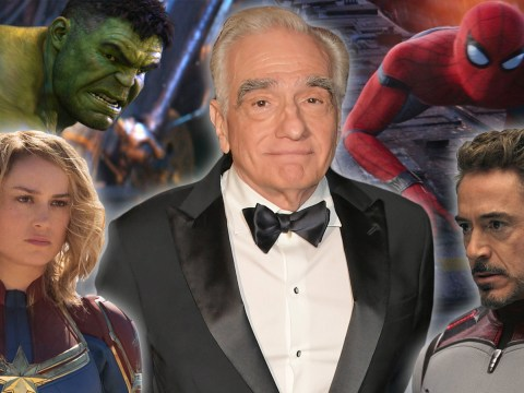 Martin Scorsese compares Marvel films to theme parks again as he doubles down on criticism