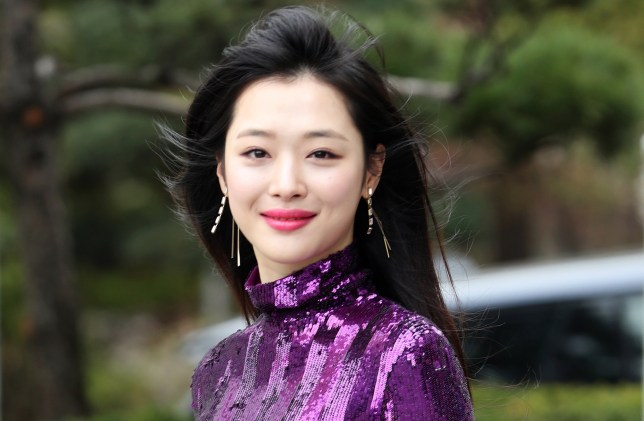 Celebrities pay tribute to singer Sulli following death aged 25 from suspected suicide