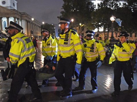 Extinction Rebellion to defy police protest ban and challenge it in court