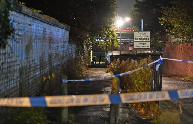 Child, 12, found dead on railway tracks in Bedford Road Bootle, Merseyside, after walking near live electric lines