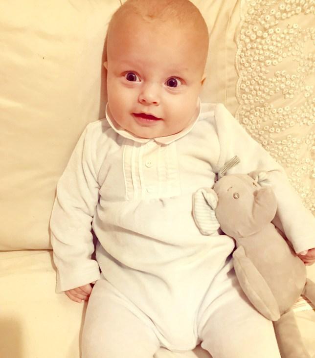 Mum hails £9.99 sleep spray as 'magic' for helping her baby sleep through the night