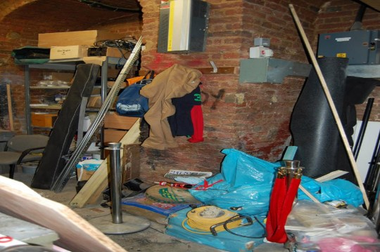 Image of the Maintenance room - Two men jailed for four counts of rape - Ferdinando Orlando, 25 and Lorenzo Costanzo, 26 both Italian nationals who live in Italy, were found guilty of four counts of rape (two counts per person). Detective Sergeant Rebecca Woodsford, the Senior Investigating Officer who lead the investigation since 2017, said: ?Today?s result is the best possible outcome from a truly traumatic experience for the victim, who suffered severe injuries which resulted in her suspecting she may have been raped. Her discovery prompted the police investigation where the attack by these two men was identified. ?This was a long and thorough investigation, with no forensic leads and hours of CCTV to track through. I really hope that this sends a message to anyone who has been, or believes they have been the victim of a serious sexual assault that we will do all that we can to investigate each case fully and seek to prosecute those responsible.? During the trial, the court heard that at 23:27hrs on 25 February 2017, the victim, who was 23-years-old at the time of the attack, attended a nightclub on Argyll Street, in Soho with some friends. Just over half an hour later, the two suspects who were known to each other entered the club. The victim and suspects are not known to each other. There is no interaction between the victim and suspects until just before 02:00hrs where they start dancing with her on the dancefloor and they both proceed to kiss her. She is visibly drunk and unsteady on her feet and is passed between each suspect as take turns to kiss her. The suspects then stand either side of the victim, escort her into a maintenance room, propping her up, eight minutes after first interacting with her. They both then rape her. Sixteen minutes later all three then leave the maintenance room and the suspects re-arrange the victims dress and straddle walk her into the female toilets. Picture: Universal News And Sport (Europe) 15/10/2019