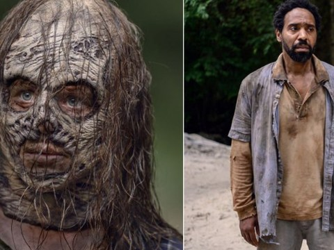 Who is new to the cast of The Walking Dead season 10?