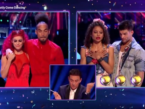 Strictly Come Dancing fans call for BBC to release Sunday night's voting results after Dev and Dianne's shock exit