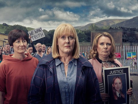 When does The Accident start on Channel 4 and is the Sarah Lancashire drama based on a true story?
