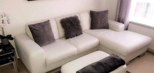 Phenomenal Mums Share Genius Hack To Restore Cracked Leather Sofa For Caraccident5 Cool Chair Designs And Ideas Caraccident5Info