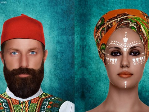 Edited photos show what fashion looks like in 27 different countries