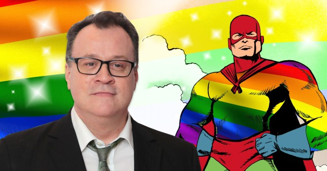 Russell T Davies down for gay superhero in MCU Picture: Getty - Rex