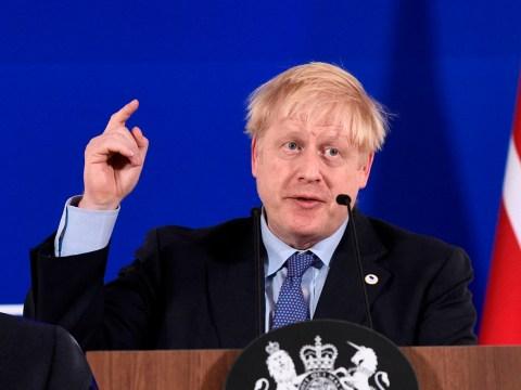 Boris Johnson 'very confident' MPs will vote for his Brexit deal