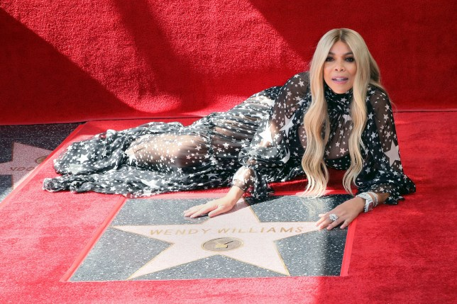 Wendy Williams Star Hollywood Walk of Fame