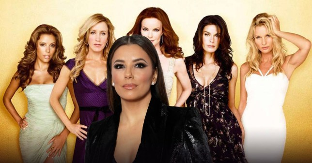 Eva Longoria would do Desperate Housewives again 'in a heartbeat' despite on-set 'torture' by co-worker