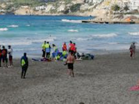 British fireman dies while swimming during triathlon in Majorca