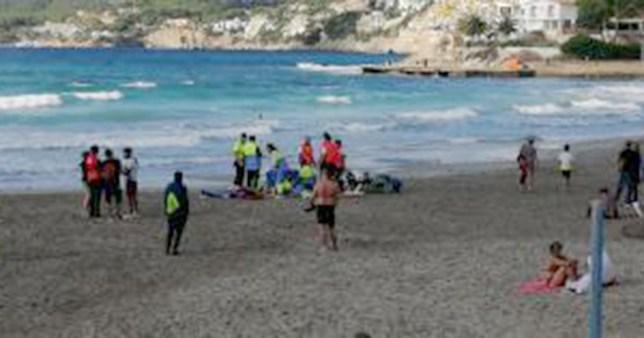 British man dead during triathlon in majorca https://www.diariodemallorca.es/sucesos/2019/10/19/muere-ahogado-participante-triatlon-peguera/1457336.html No credit